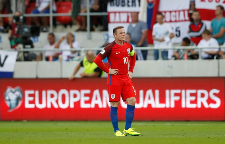 Slovakia v England - 2018 World Cup Qualifying European Zone - Group F